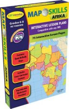 Map Skills: Africa Iwb: Ready-To-Use Digital Lesson Plans