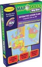Map Skills Iwb Big Box: Ready-To-Use Digital Lesson Plans