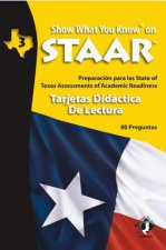 Swyk on Staar Reading Flash Cards Spanish Gr 3: Preparation for the State of Texas Assessments of Academic Readiness