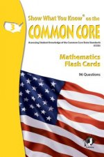 SWYK on the Common Core Math Flash Cards, Grade 3