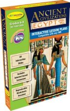 Ancient Civilizations Egypt Iwb: Ready-To-Use Digital Lesson Plans