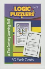 Logic Puzzlers for Ages 7-8