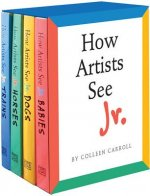 How Artists See Jr. Boxed Set: Babies/Dogs/Horses/Trains