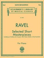 Selected Short Masterpieces: Piano Solo