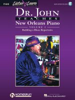 Dr. John Teaches New Orleans Piano - Volume 2