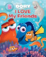 Disney Pixar Finding Dory: I Love My Friends