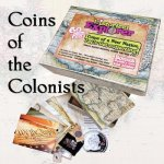 Smithsosian Coins of the Colonists