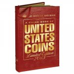 A Guide Book of United States Coins 2015: The Official Red Book Limited Leather Edition