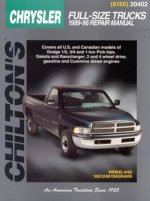 Chrysler Full-Size Trucks, 1989-96