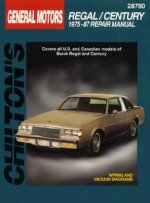 Buick Regal and Century, 1975-87 Regal/Century