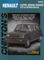 Renault Coupes, Sedans, and Wagons, 1975-85