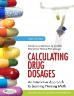 CALUCLATING DRUG DOSAGES 4ED ROM