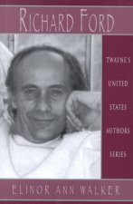 United States Authors Series: Richard Ford