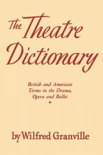 The Theater Dictionary: British and American Terms in the Drama, Opera, and Ballet