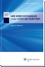 Like-Kind Exchanges Under Code Section 1031 - Cch Tax Spotlight Series
