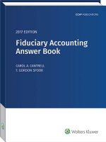 Fiduciary Accounting Answer Book, 2017