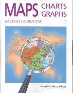 Maps, Charts and Graphs, Level F, Eastern Hemisphere