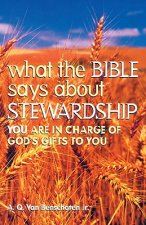 What the Bible Says about Stewardship