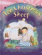 Ten Christmas Sheep: A Counting Story