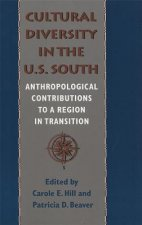Cultural Diversity in the U.S. South: Anthropological Contributions to a Region and Transition