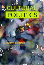 Cultural Politics Volume 9, Issue 1, March 2013