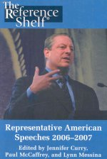 Representative Amer Speeches 2006-2007