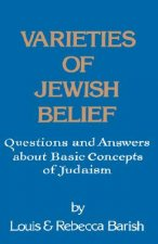 Varieties of Jewish Belief: Questions and Answers about Basic Concepts of Judaism