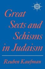 Great Sects and Schisms in Judaism
