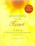 Devotions from the Heart: 100 Reflections on the Ways God's Love Keeps Us Growing [With Journal]