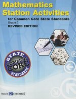 Ccss Station Activities for Grade 6, Revised Edition
