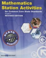 Ccss Station Activities for Grade 8, Revised Edition