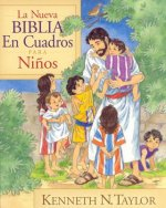 La Nueva Biblia En Cuadros Para Ninos = New Bible in Pictures for Little Eyes