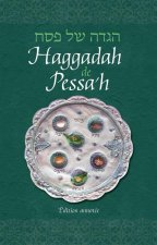 Haggadah for Pesach, French Annotated Edition 5.5x8.5