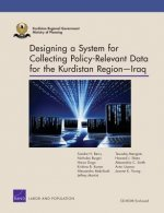 Designing a System for Collecting Policy-Relevant Data for the Kurdistan Region Iraq