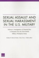 Sexual Assault and Sexual Harassment in the U.S. Military: Investigations of Potential Bias in Estimates from the 2014 Rand Military Workplace Stud