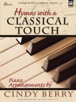 Hymns with a Classical Touch, Keyboard Book