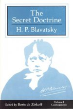 The Secret Doctrine: (Three Volumes in a Slipcase)