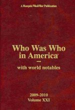 Who Was Who in America