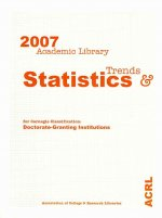 Academic Library Trends & Statistics for Carnegie Classification: Doctorate-Granting Institutions