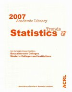 Academic Library Trends & Statistics for Carnegie Classification: Baccalaureate Colleges, Master's Colleges and Institutions