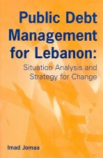 Public Debt Management for Lebanon: Situation Analysis and Strategy for Change