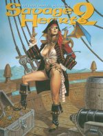 Savage Hearts 2: The Clyde Caldwell Sketchbook