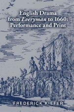 English Drama from Everyman to 1660: Performance and Print