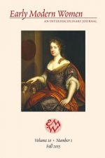 Early Modern Women Journal V10.1