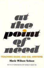 At the Point of Need: Teaching Basic and ESL Writers