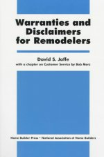 Warranties and Disclaimers for Remodelers