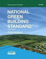 National Green Building Standard Commentary: ICC 700-2008