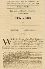 Documentary History of the Ratification of the Constitution, Volume XXIII: Ratification of the Constitution by the States: New York, No. 5