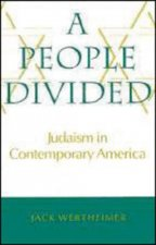 A People Divided: Judaism in Contemporary America