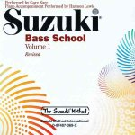 Suzuki Bass School, Vol 1